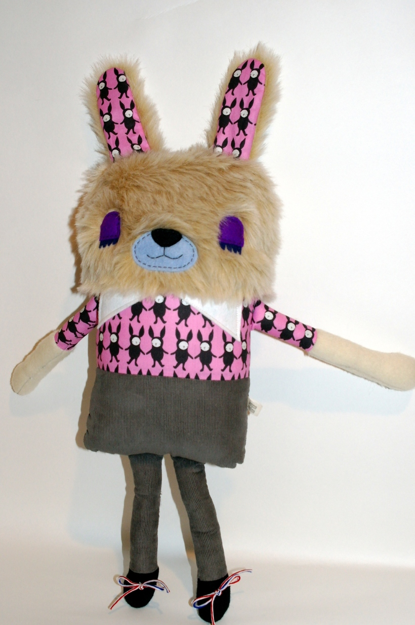 Cumberbatch Bunny stand two