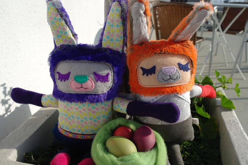 easter egg bunnies 012