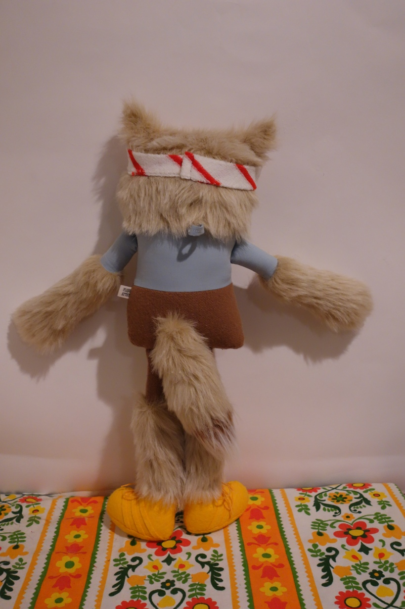 Fantastic foxes and March shop update 2014 032